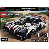 Конструктор LEGO Technic 42109: Гоночный автомобиль Top Gear на управлении