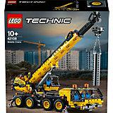 Конструктор LEGO Technic 42108: Мобильный кран