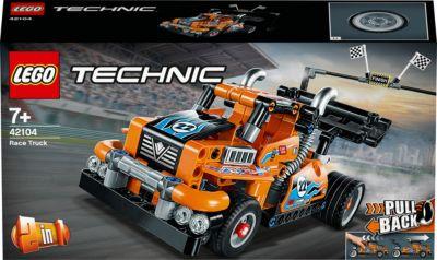 LEGO® 42104 Technic: Renn Truck, LEGO Technic | myToys