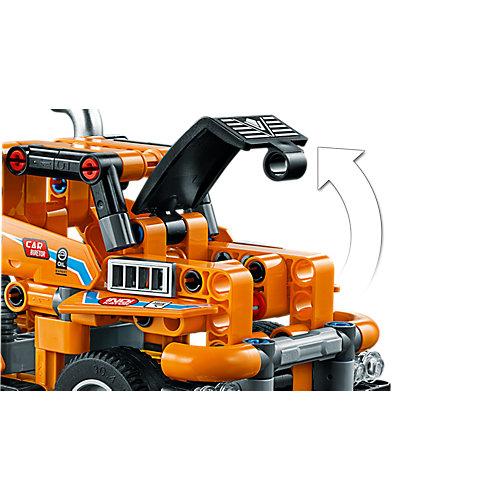 Конструктор LEGO Technic 42104: Гоночный грузовик от LEGO