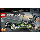 Конструктор LEGO Technic 42103: Драгстер