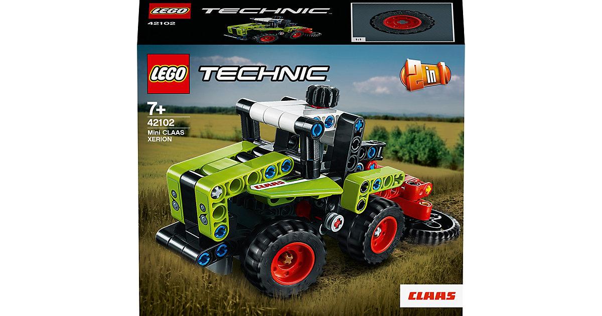 LEGO® Technic 42102 Mini CLAAS XERION