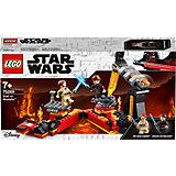 Конструктор LEGO Star Wars 75269: Бой на Мустафаре