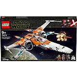 Конструктор LEGO Star Wars 75273: Истребитель типа Х По Дамерона