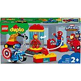 Конструктор LEGO DUPLO Super Heroes 10921: Лаборатория супергероев