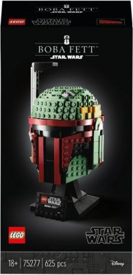 LEGO® Star Wars™ 75277 Boba Fett™ Helm, Star Wars
