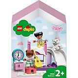 Конструктор LEGO DUPLO Town 10926: Спальня