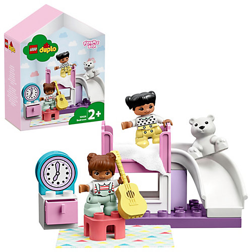 Конструктор LEGO DUPLO Town 10926: Спальня от LEGO