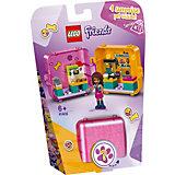 """Конструктор LEGO Friends 41405: Игровая шкатулка """"Покупки Андреа"""""""