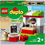 Конструктор LEGO DUPLO Town 10927: Киоск-пиццерия