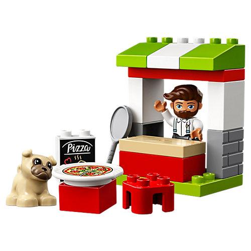 Конструктор LEGO DUPLO Town 10927: Киоск-пиццерия от LEGO