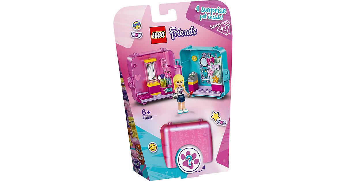 LEGO Friends 41406 Stephanies magischer Würfel – Schönheitssalon   Kinderzimmer > Spielzeuge > Sonstige Spielzeuge   LEGO