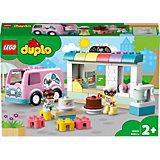 Конструктор LEGO DUPLO Town 10928: Пекарня