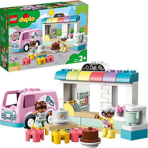 Конструктор LEGO DUPLO Town 10928: Пекарня от LEGO