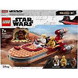 Конструктор LEGO Star Wars 75271: Спидер Люка Сайуокера