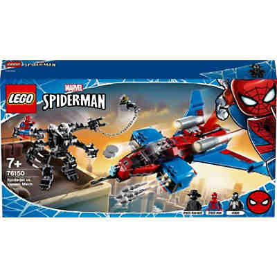 LEGO® SuperHeroes 76150 Spiderjet vs Venom