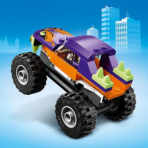 Конструктор LEGO City Great Vehicles 60251: Монстр-трак от LEGO