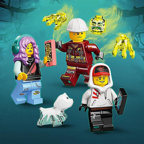 Конструктор LEGO Hidden Side 70430: Метро Ньюбери от LEGO