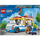 Конструктор LEGO City Great Vehicles 60253: Грузовик мороженщика