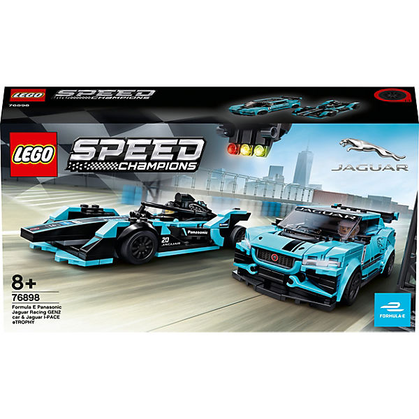 LEGO® Speed Champions 76898 Jaguar Racing
