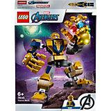 Конструктор LEGO Super Heroes 76141: Танос: трансформер