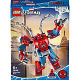 Конструктор LEGO Super Heroes 76146: Человек-Паук: трансформер
