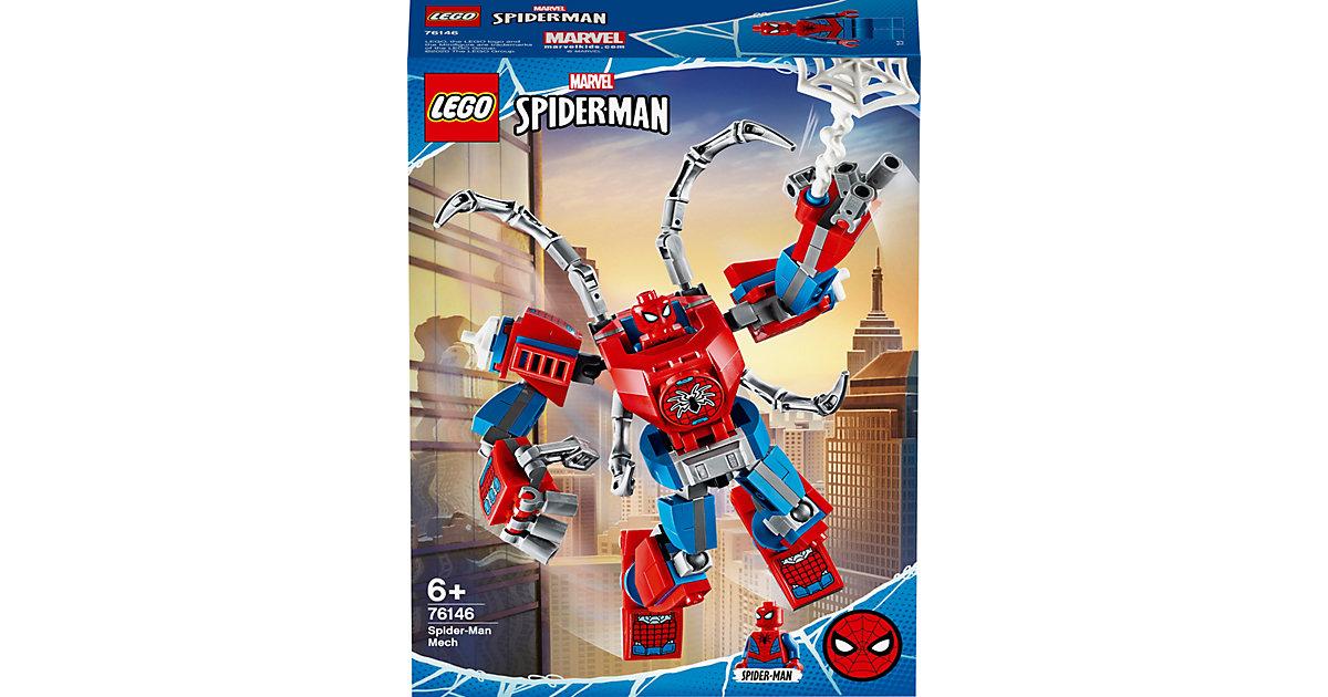 LEGO Super Heroes 76146 Spider-Man Mech   Kinderzimmer > Spielzeuge > Sonstige Spielzeuge   LEGO
