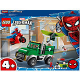 Конструктор LEGO Super Heroes 76147: Ограбление Стервятника
