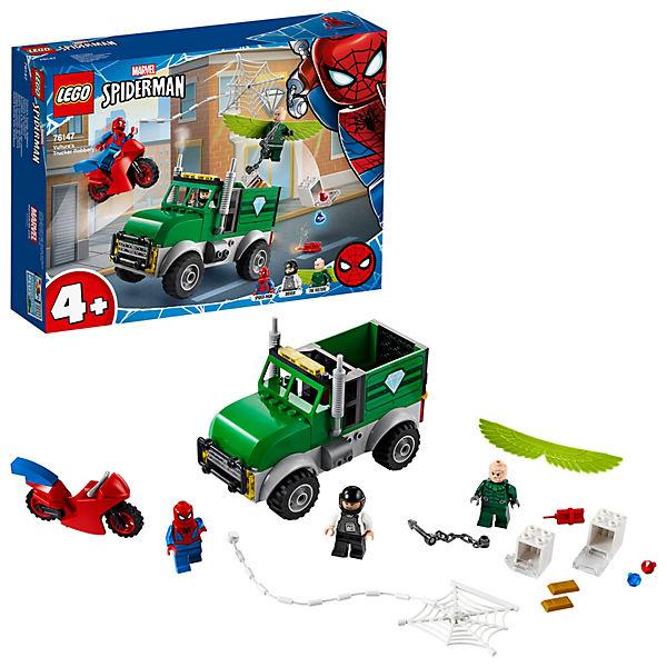 LEGO Super Heroes 76147 Vultures LKW-Überfall, Marvel Heroes 9Mdi7l