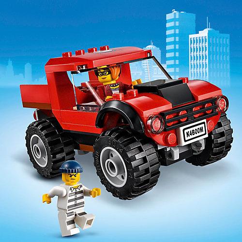 Конструктор LEGO City Police 60246: Полицейский участок от LEGO