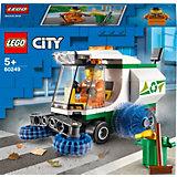 Конструктор LEGO City Great Vehicles 60249: Машина для очистки улиц