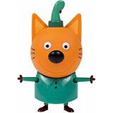 "Фигурка 1Toy ""Три кота: Компот"", с аксессуаром, 7,6 см"