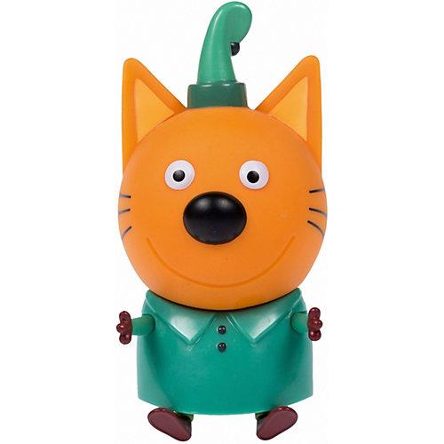 "Фигурка 1Toy ""Три кота: Компот"", с аксессуаром, 7,6 см от 1Toy"
