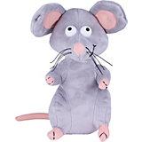 Мягкая игрушка Softoy Мышь, 21 см