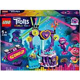 Конструктор LEGO Trolls 41250: Вечеринка на Техно-рифе