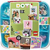"Конструктор LEGO Dots подставки для фото ""Животные"", артикул 41904"
