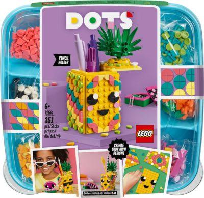 LEGO® DOTS 41906 Ananas Stiftehalter, LEGO