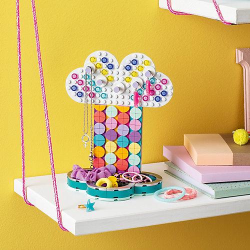 """Конструктор LEGO Dots подставка для украшений """"Радуга"""", артикул 41905 от LEGO"""