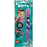 """Конструктор LEGO Dots браслет """"Сверкающий единорог"""", арт41902"""