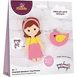 """Набор для шитья игрушки Miadolla """"Сказочная принцесса"""""""