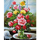 """Кристальная мозаика Фрея """"Букет садовых роз"""""""