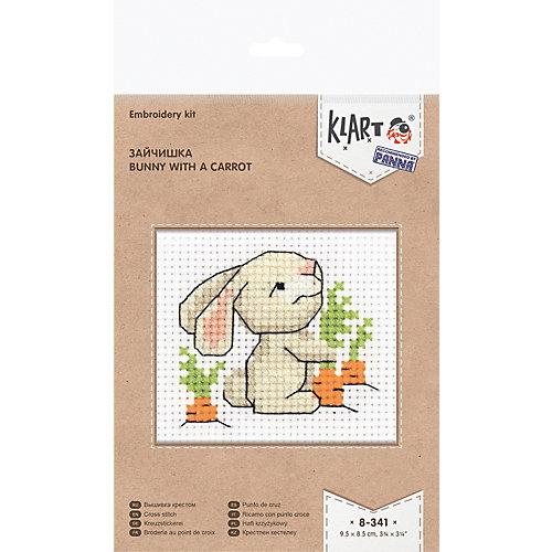 """Набор для вышивания Klart """"Зайчишка"""" от Klart"""