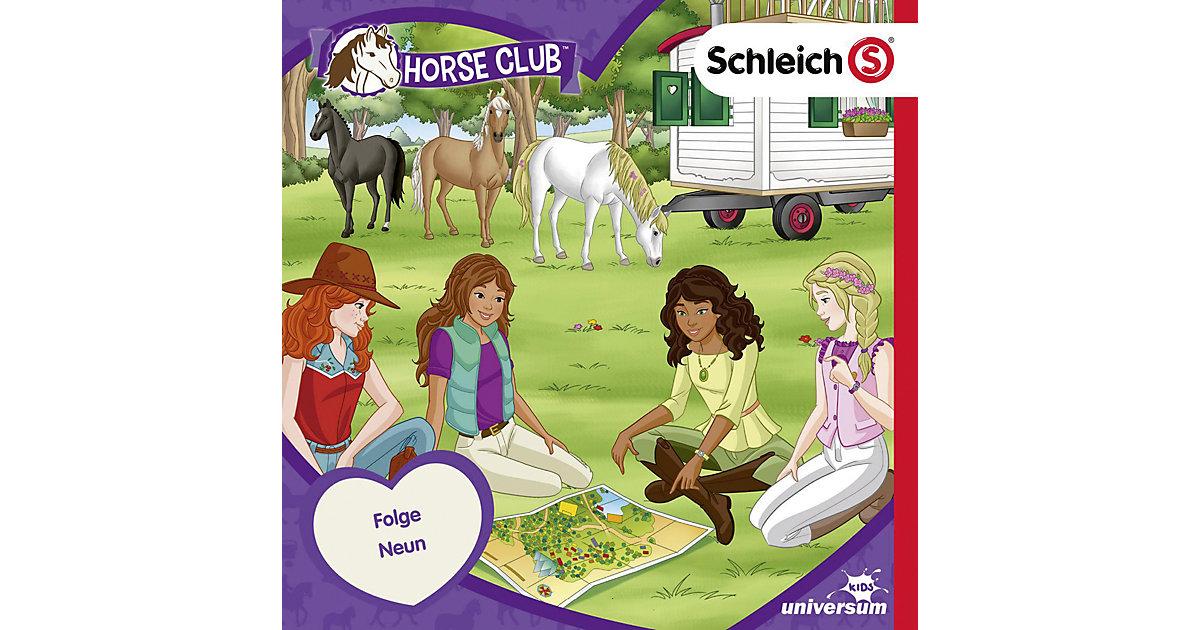 CD Schleich - Horse Club 09 Hörbuch