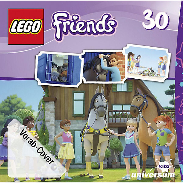CD LEGO Friends 30