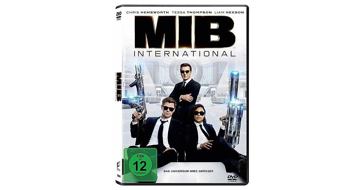 DVD Men in Black - International Hörbuch