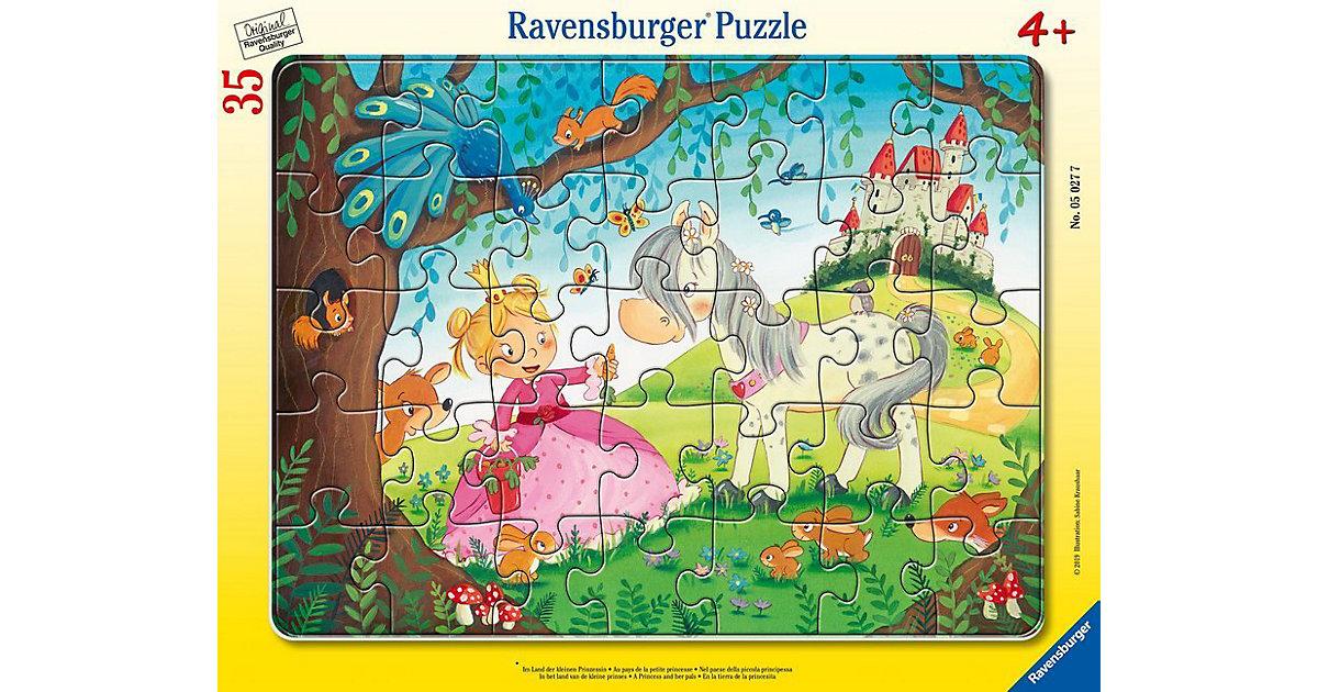 Im Land der kleinen Prinzessin, 30-48 Teile Rahmenpuzzle