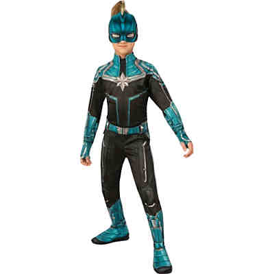 Captain Marvel Kree Suit Gr. M