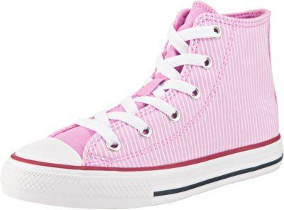 Sneakers High CHUCK TAYLOR ALL STAR für Mädchen, CONVERSE