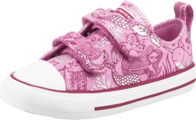 Baby Sneakers Low CHUCK TAYLOR ALL STAR für Mädchen, CONVERSE