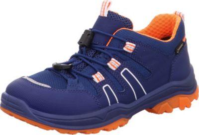Outdoorschuh JUPITER für Jungen, Weite W5 für breite Füße, superfit